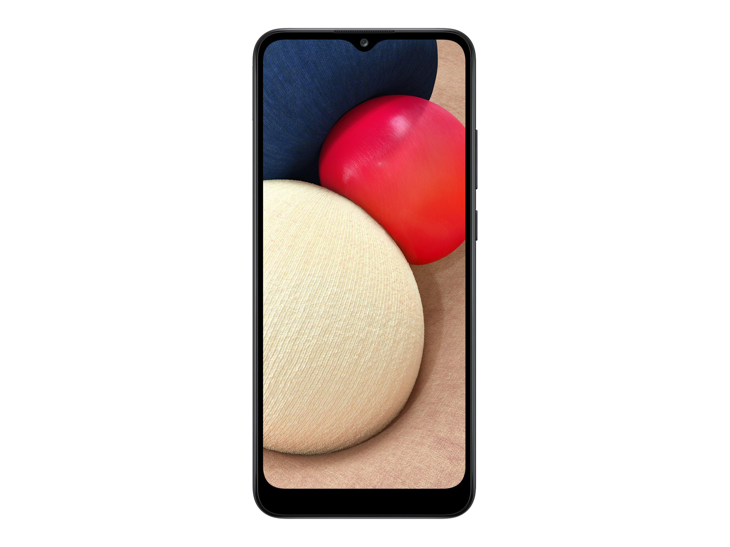 Samsung Galaxy A02s - 32 Go -smartphone - noir