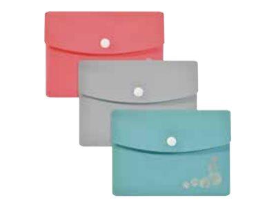 Oxford Pastel - Chemise à bouton pression - A6 - disponible dans différentes couleurs