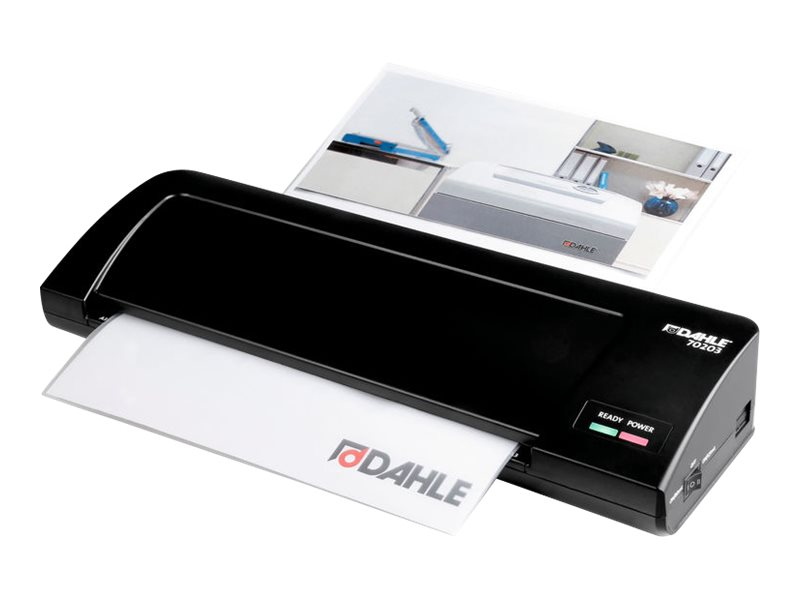 Dahle 70203 - Plastifieuse A3 - 125 microns