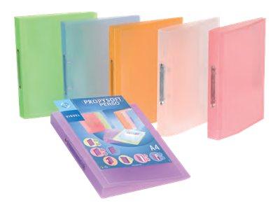 Viquel Propysoft - Classeur à anneaux personnalisable - Dos 35 mm - A4 - disponible dans différentes couleurs