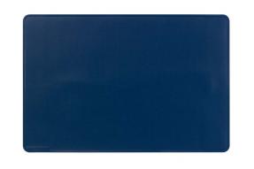 Durable - Sous-main avec rebord rainuré - bleu