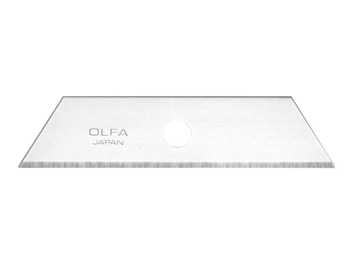 OLFA - Etui de 5 lames - pour cutter SK4