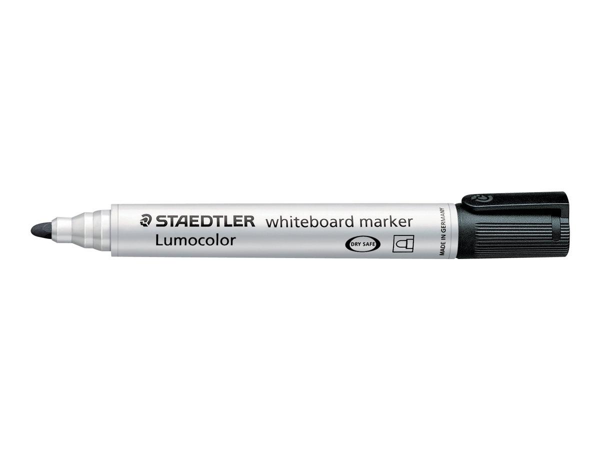 STAEDTLER LUMOCOLOR 315 - Marqueur non permanent - pointe moyenne - noir