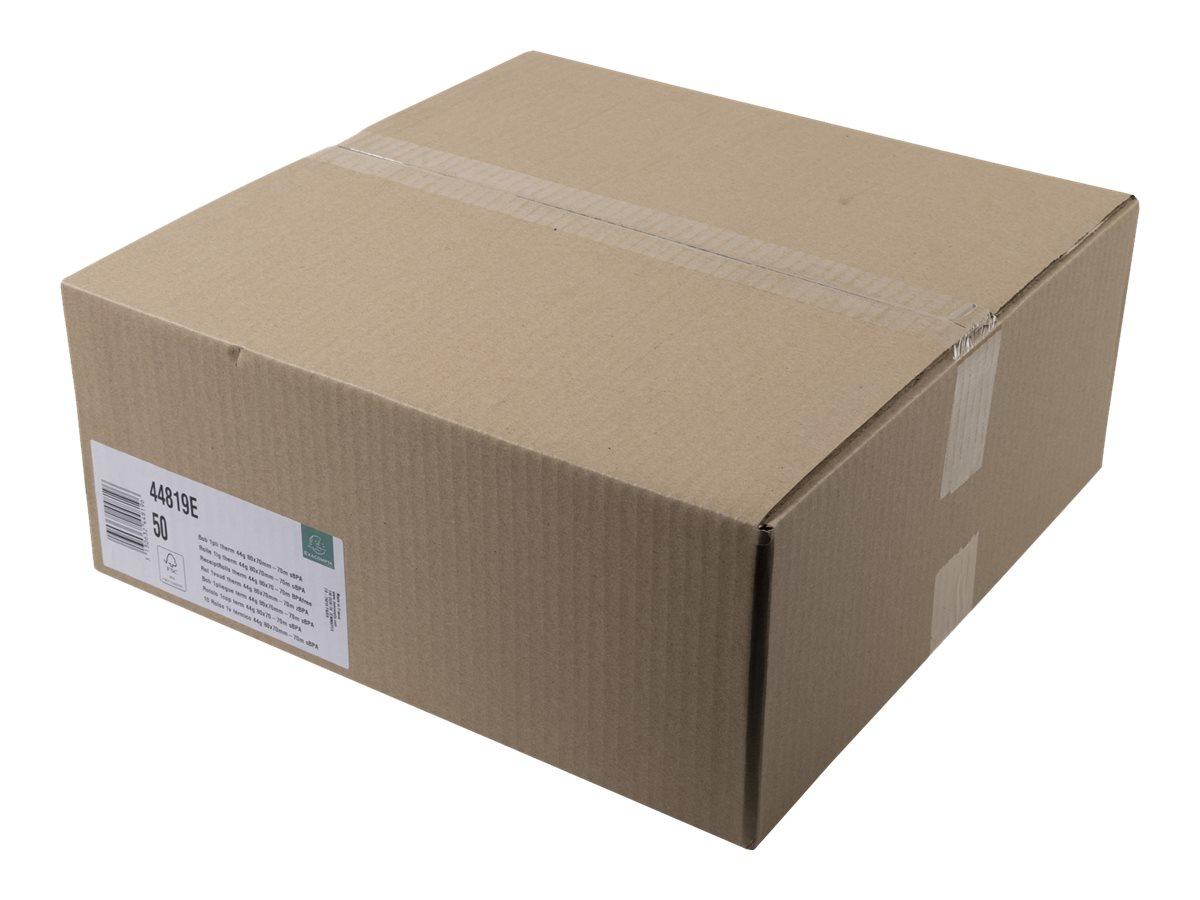 Exacompta - 5 Bobines caisses - papier thermique 80 x 70 x 12 mm - sans Bisphénol A