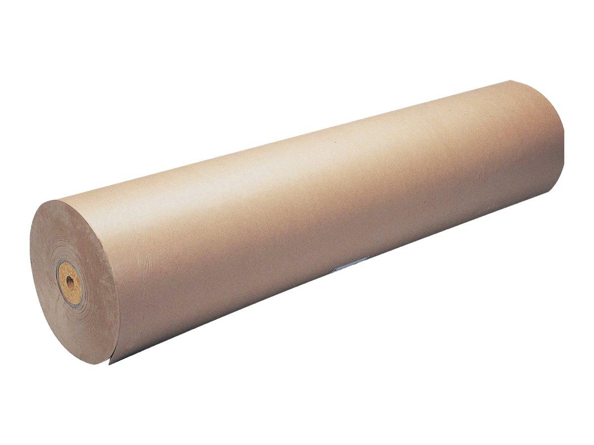 Clairefontaine - Papier cadeau kraft - 100 cm x 10 m - 60 g/m² - brun