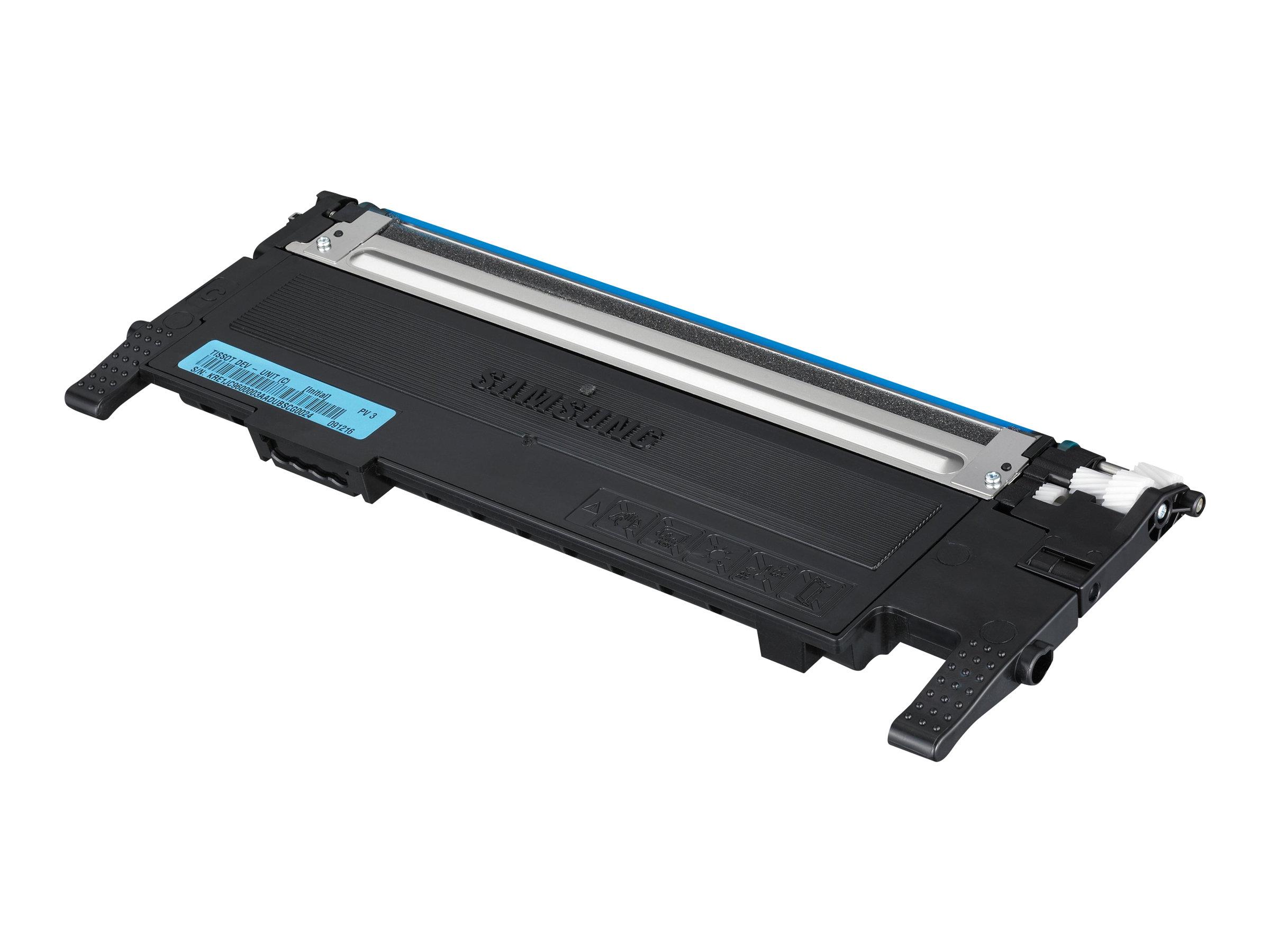 Samsung CLT-C4072S - cyan - cartouche laser d'origine