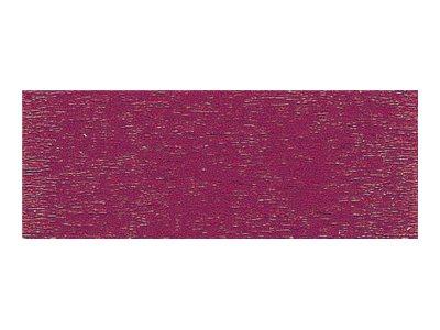 Clairefontaine Premium - Papier crépon - Rouleau 50 cm x 2,5 m - 40 g/m² - bordeaux