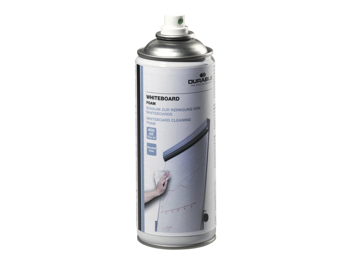 DurableWhiteboard Foam - mousse de nettoyage pour tableaux blancs