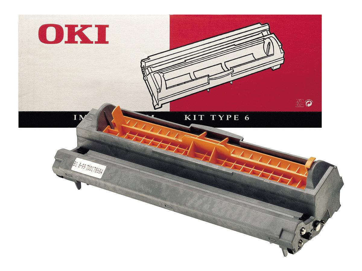 OKI 40709902 - noir - original - tambour pour imprimante