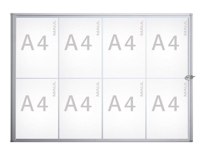 MAUL Extraslim - Vitrine 8 A4 (615 x 880 mm)