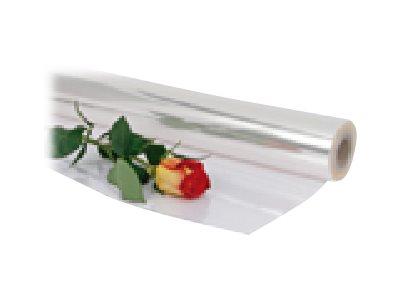 Logistipack - Papier cadeau - film fleuriste - 80 cm x 120 m