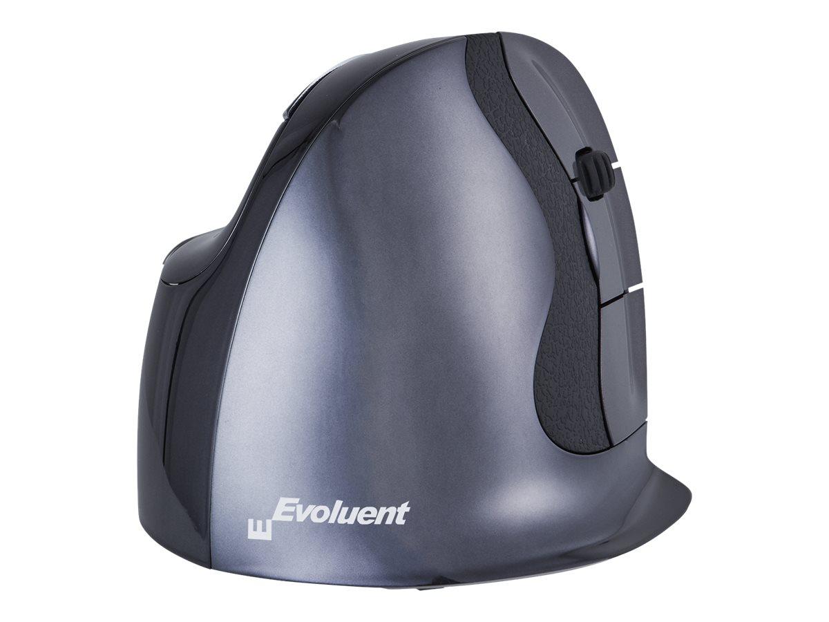 Bakker Elkhuizen Evoluent D - souris ergonomique sans fil pour droitier - grande taille