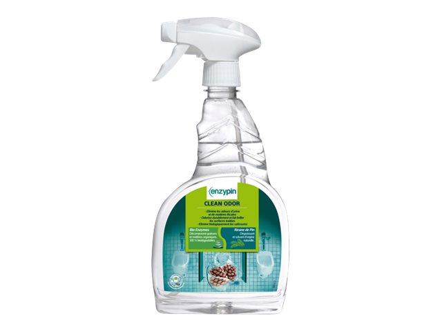 ENZYPIN CLEAN ODOR - Nettoyant biologique/désodorisant 750 ml