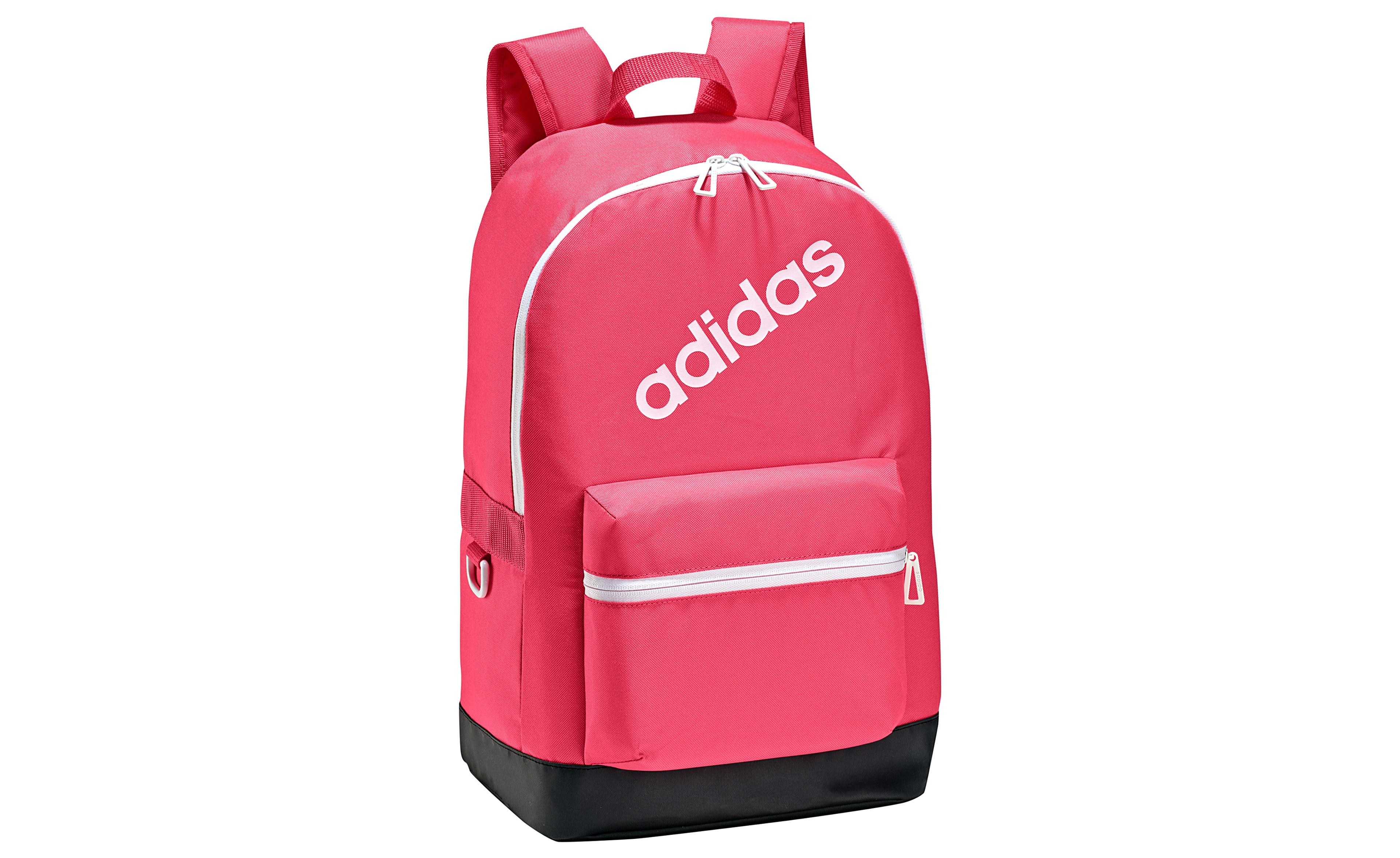 Adidas Backpack Daily - Sac à dos 1 compartiment - rose