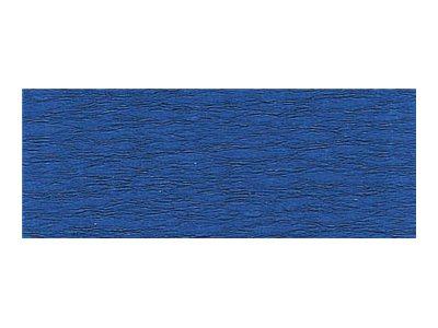 Clairefontaine Premium - Papier crépon - Rouleau 50 cm x 2,5 m - 40 g/m² - bleu royal