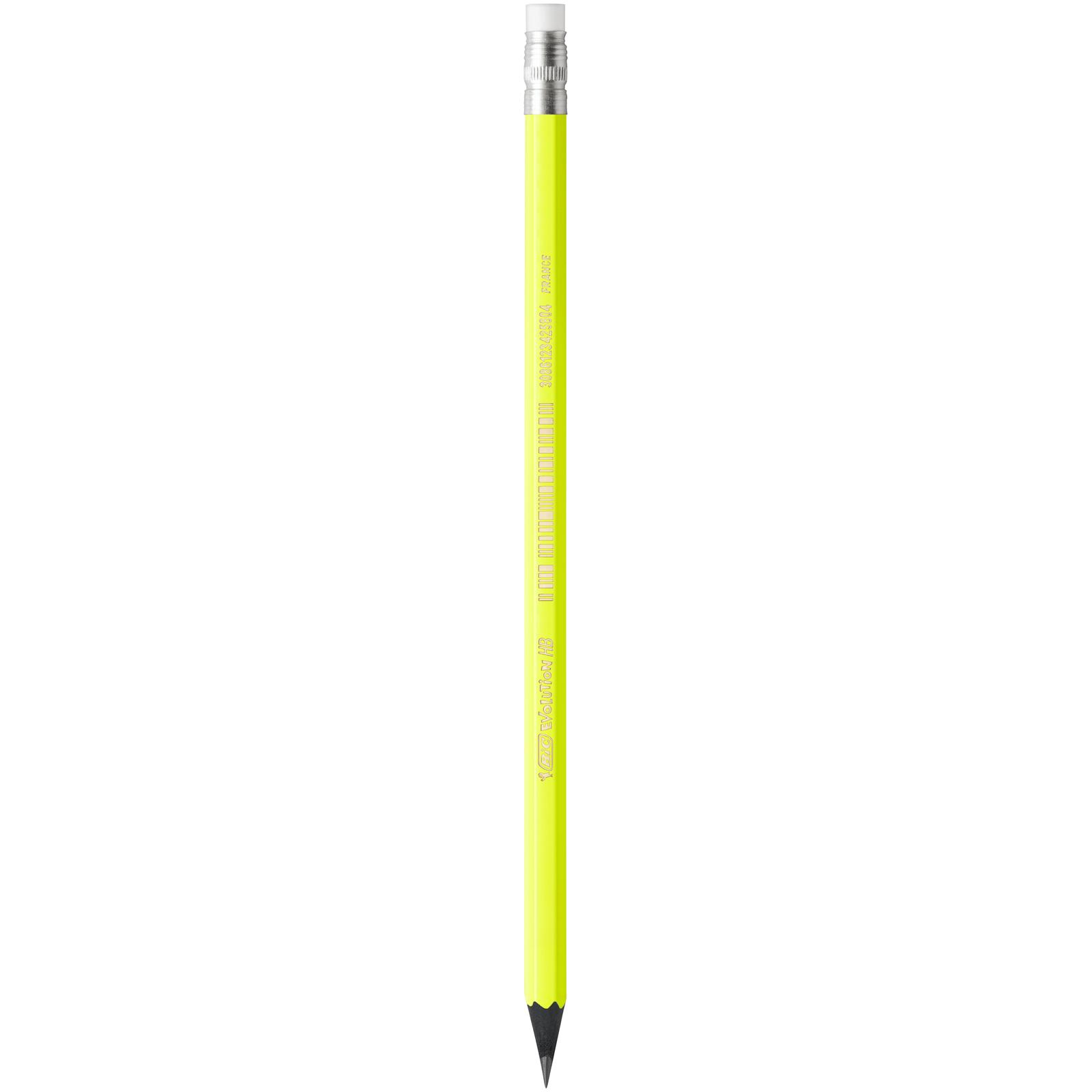 BIC Evolution FLUO - Crayon à papier - disponible dans différentes couleurs
