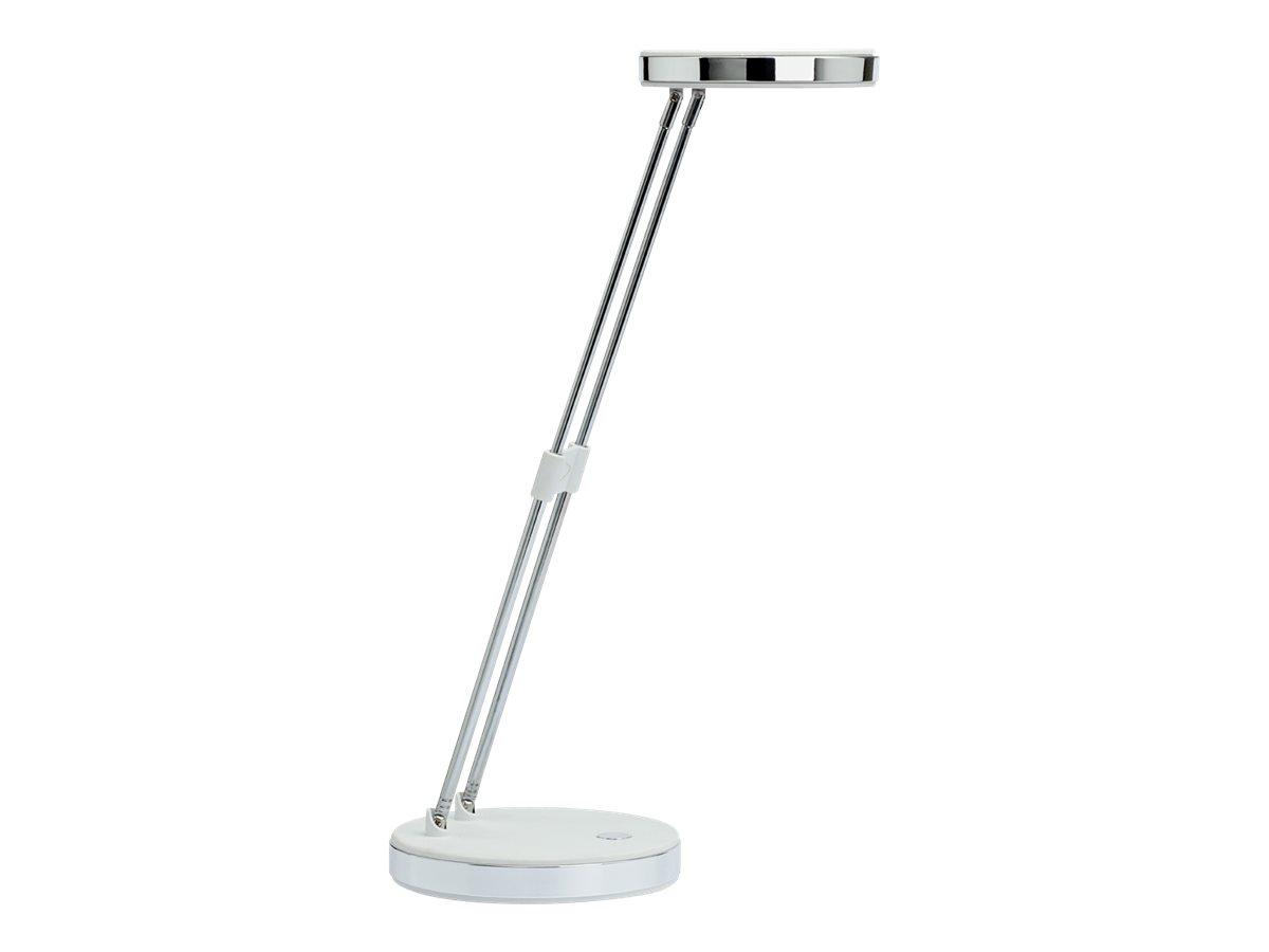 MAULpuck - Lampe de bureau - LED - 5 W - blanc