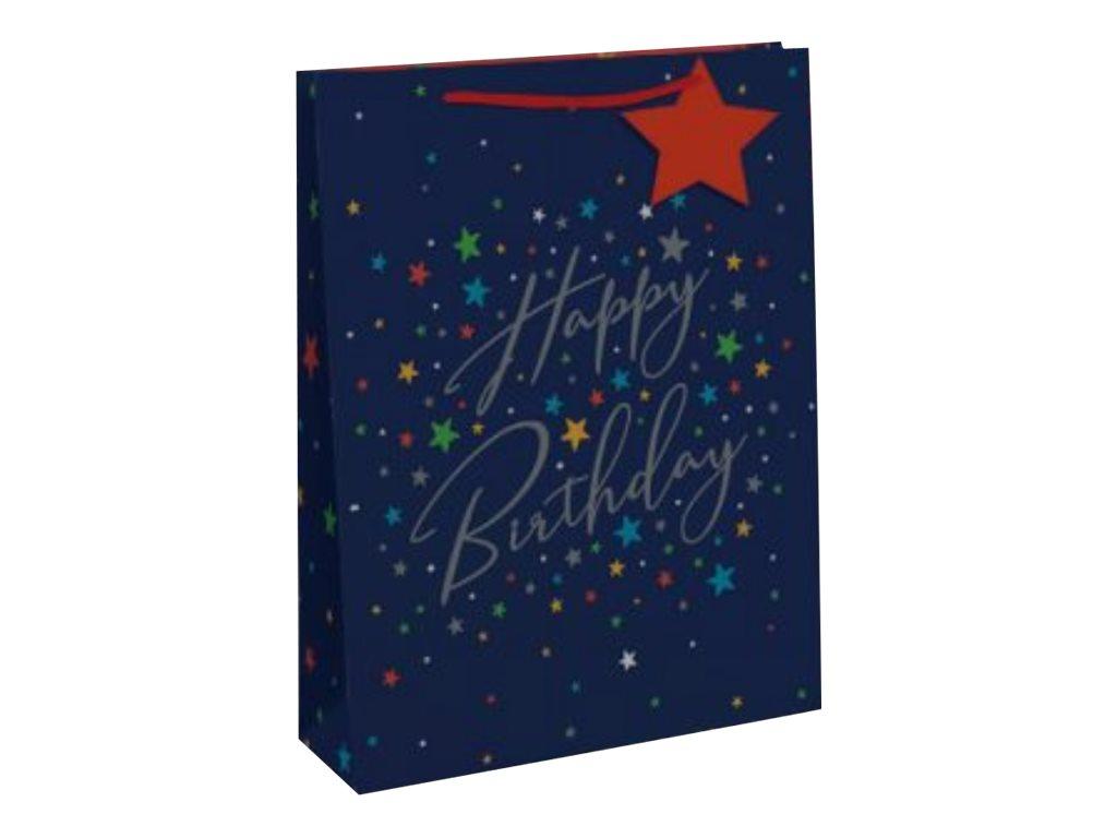 Clairefontaine Eurowrap - Sac cadeau holographique - 12,7 cm x 9 cm x 35,5 cm