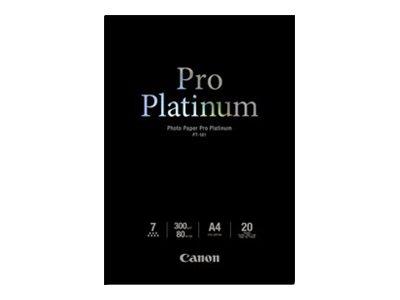 Canon PT101 - Papier photo - A4 - 300 g/m² - 20 feuilles