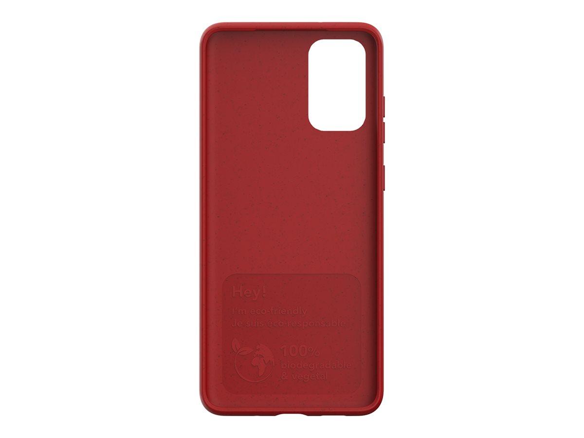 Just Green - Coque de protection pour Samsung S20+ - rouge