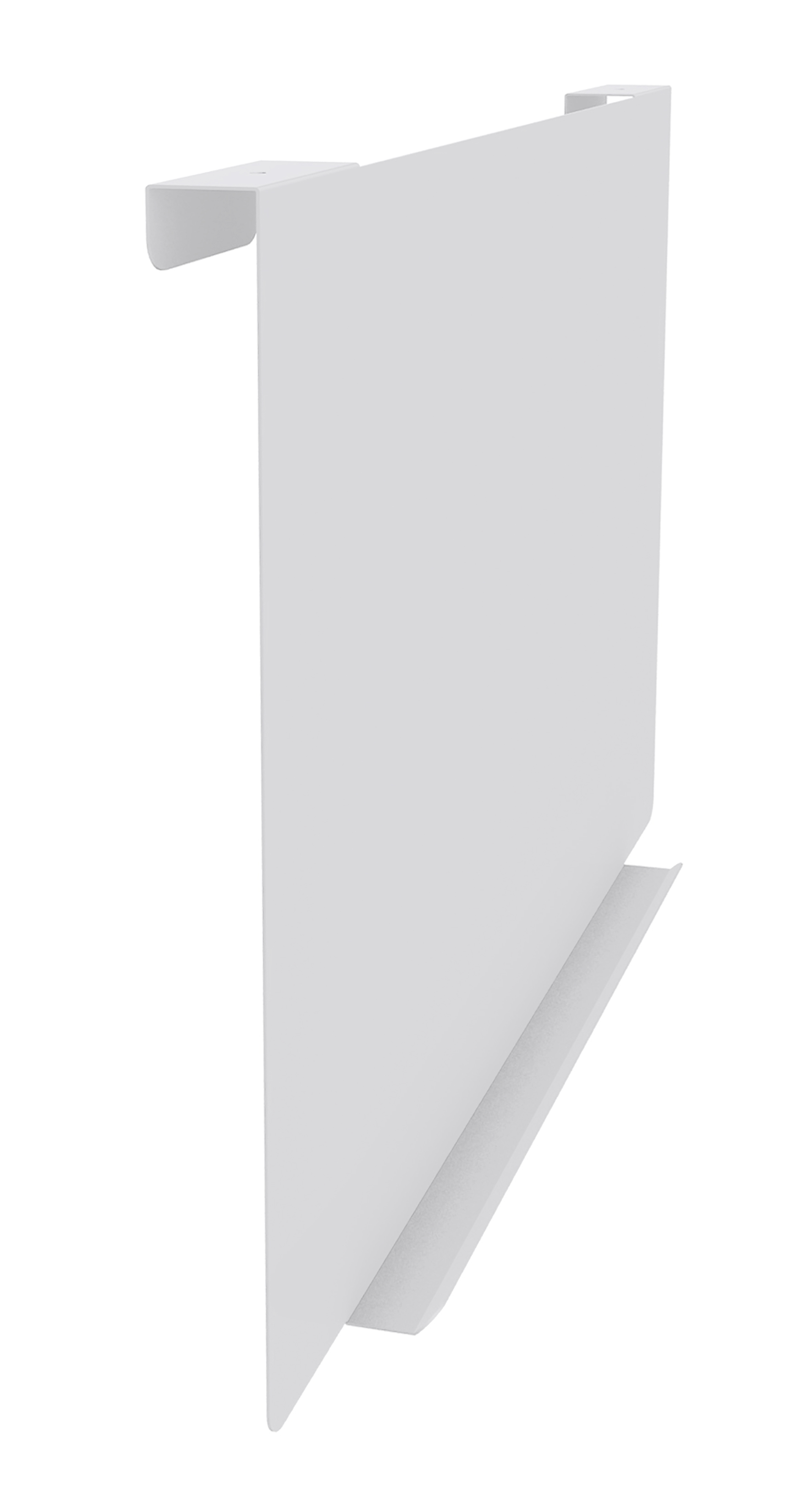 Tableau blanc IN'TEAM pour banquette et box acoustique - L80xH60 cm - coulissable sur panneau
