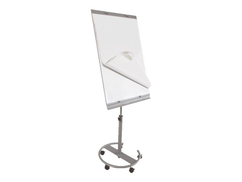 Juvénilia - Chevalet paperbord sur pied mobile - magnétique - 100 x 65 cm