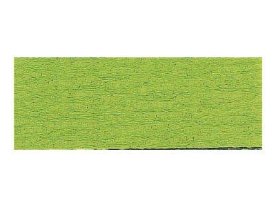 Clairefontaine Premium - Papier crépon - Rouleau 50 cm x 2,5 m - 40 g/m² - vert pomme