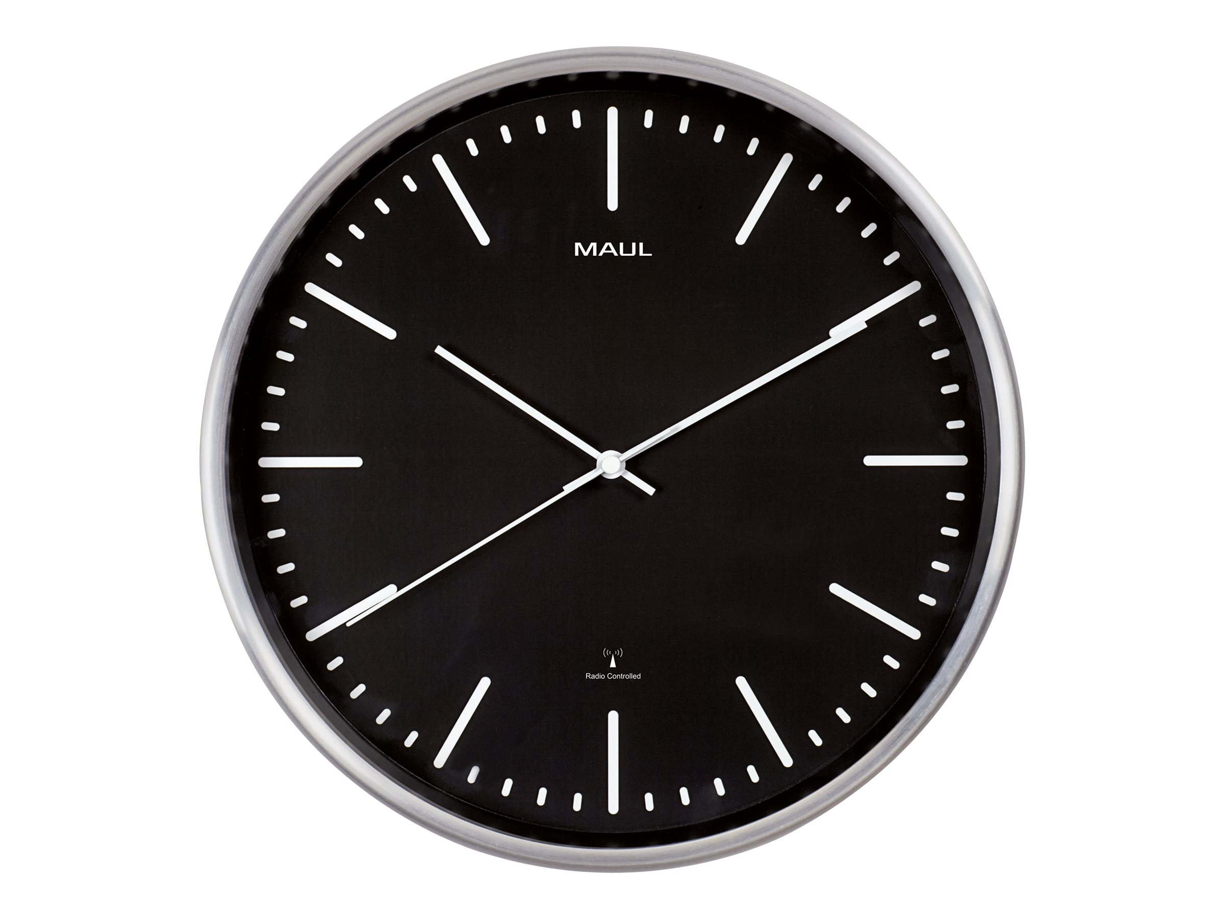 maul fly  horloge  30 cm  radiopiloté  noir pas cher