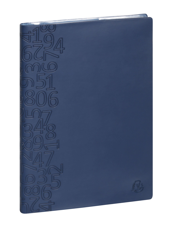 Agenda Winner - 1 semaine sur 2 pages - 15 x 21 cm - disponible dans différentes couleurs - Exacompta