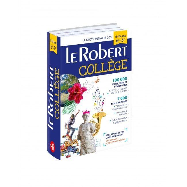 Le Robert Collège Dictionnaire 11-15 ans