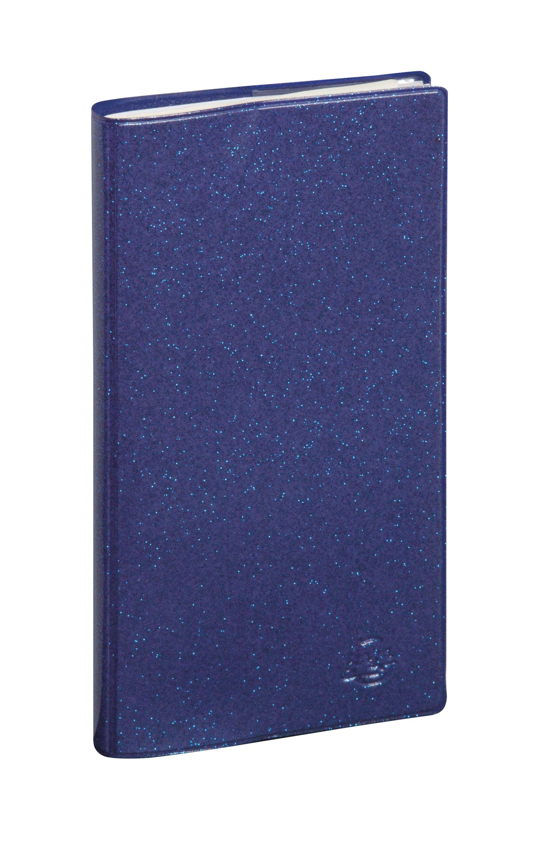 Agenda de poche Eden - 1 semaine sur 1 page - 9 x 17,5 cm - disponible dans différentes couleurs - Exacompta