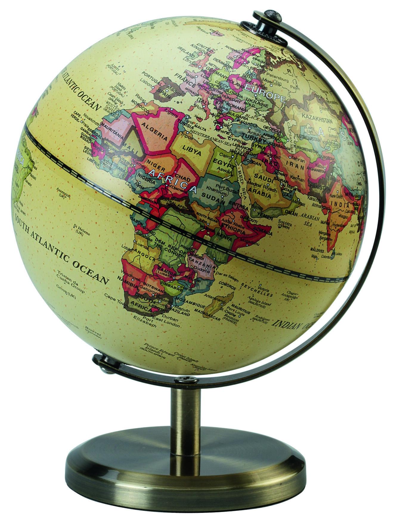 Mini globe diamètre 14 cm