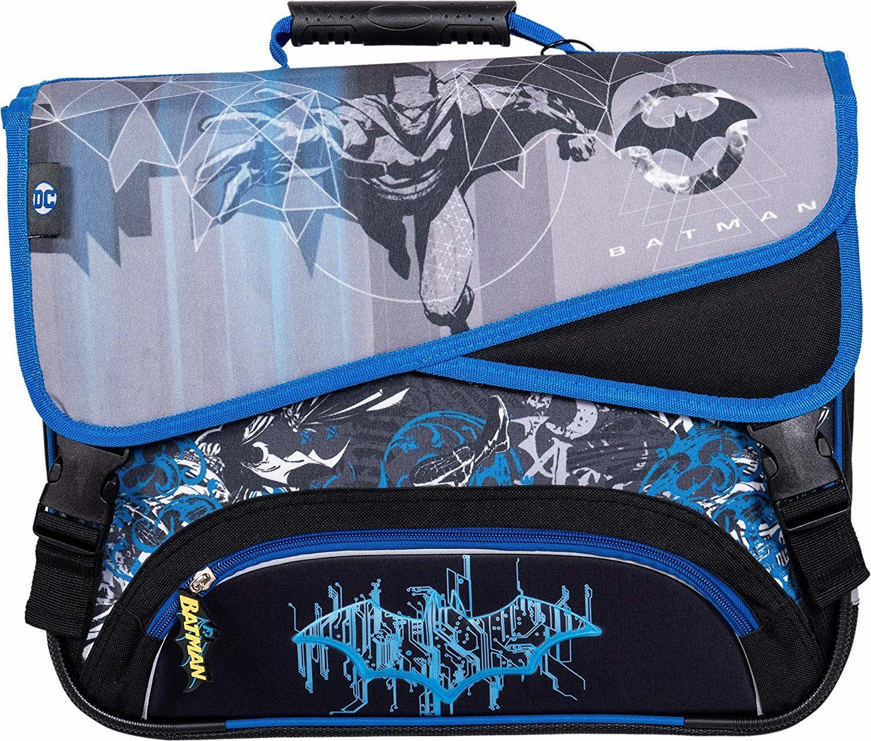 Batman Cartable 41 cm 2 compartiments Kid'Abord