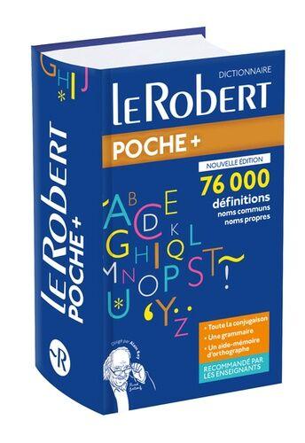 Le Robert Dictionnaire de Poche Plus