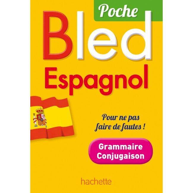 Hachette Bled Poche Espagnol