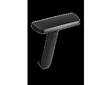Paire d'accoudoirs réglables 3D pour fauteuil FLEXA - Noir