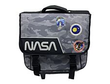 NASA Cartable 38 cm 2 compartiments Bagtrotter