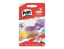 Pritt - Pack de 2 Micro correcteurs - 5mm x 6m