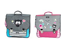 Chacha Sweet - Cartable 38 cm - 2 compartiments - Kid'Abord