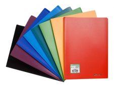 Exacompta - Porte vues - 20 vues - A4 - disponible dans différentes couleurs