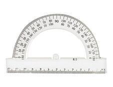 Wonday - Rapporteur plastique 12 cm - 180°