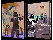 Stormtrooper Primaire - Agenda Exclu Bureau Vallée 1 jour par page - 12,5 x 17,5 cm - 2 décors assortis - Oberthur