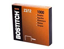Bostitch - Boîte de 1000 Agrafes 23/12 - jusqu'à 90 feuilles