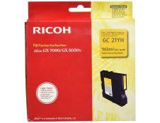 Ricoh GC 21XL - jaune - cartouche d'encre originale