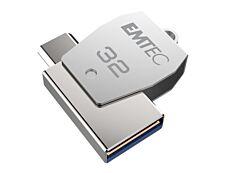Emtec Mobile & Go T250B micro-USB - clé USB 32 Go - USB 2.0
