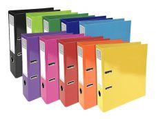 Exacompta Iderama Prem'Touch - Classeur à levier - Dos 70 mm - A4 - pour 760 feuilles - disponible dans différentes couleurs