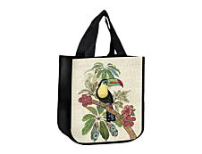 Kiub Bug Art - Sac cabas - Toucan