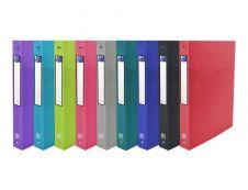 Oxford Osmose - Classeur à anneaux - Dos 40 mm - A4 - pour 225 feuilles - disponible dans différentes couleurs