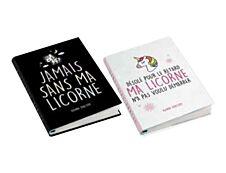 Agenda Licorne - 1 jour par page - 12 x 17 cm - Pierre Henry