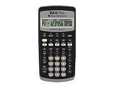 Calculatrice financière BA II Plus - pour étudiants en finance, comptabilité et gestion